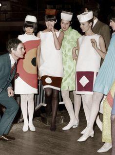 Pierre Cardin 1960s                                                                                                                                                                                 More