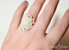 thread-crochet-ring-medium by imtopsyturvy.com, via Flickr