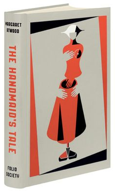 'Science fiction has monsters and spaceships; speculative fiction could really happen.' The Folio edition of Margaret Atwood's The Handmaid's Tale features a new introduction by the author and stunning illustrations by the Balbusso sisters. Margaret Atwood, Book Cover Design, Book Design, The Handmaid's Tale Book, Fiction Books, Love Book, Cover Art, Book Worms, Book Lovers