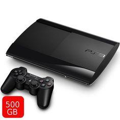 Sony Playstation 3 Super Slim 500GB Oyun Konsolu :: GURAYAVM
