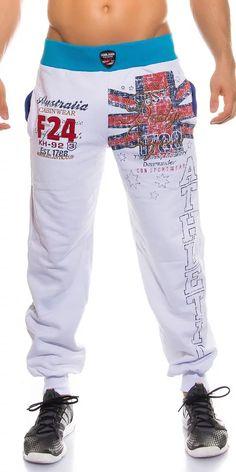 Pánské tepláky Parachute Pants, Sweatpants, Fashion, Moda, Fashion Styles, Sweat Pants, Fasion