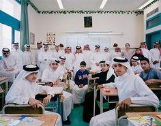 De eerste schooldag van schoolklassen over heel de wereld. Leuk om het schooljaar mee te beginnen!
