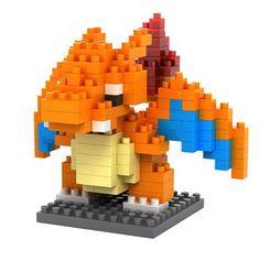 Pokemon Seris 7.5CM LOZ Blocks Diamond Building Blocks Action Figure 3D Bricks Compatible With LEGO