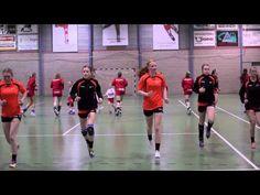 Impliciet motorisch leren bij handbal - YouTube