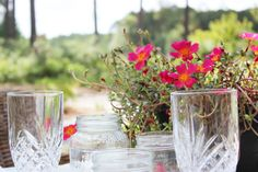 Planning and Elegant BBQ party | Simple Nature Decor