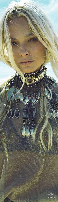 ¢нι¢ вσнσ ѕтуℓє  ≫∙∙☮ Bohème Babe ☮∙∙≪• ❤️ by Babz™ ✿ιиѕριяαтισи❀ #abbigliamento #bohojewelry #boho