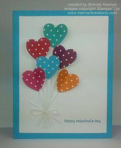 Heart balloons - love it
