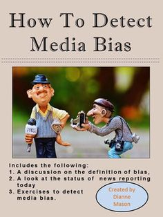This free lesson teaches high school students how to recognize media bias. Social Studies, Media Studies, Media Literacy, Media Bias, Elementary Library, Informational Writing, English Classroom, High School Students, News Articles