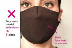 [MEMBER ONLY] => Do you know about no sew face mask with filter ? and the item going with it looks completely fantastic, ought to keep this in mind the very next time I've a chunk of bucks saved .BTW talking about money... Buying something on sale is a special feeling. In fact, the less I pay for something, the more it's worth to me. I have a dress that I paid so little for that I am afraid to wear it. I could spill something on it and then how would I re