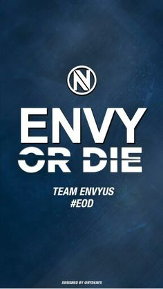 """This is the logo of the eSports team EnVyUs or """"nV"""" for ..."""
