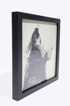 Vector By Dan Mountford Framed Print