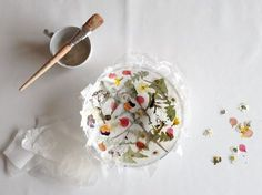 Love these simple paper mâche bowls as a way to preserve plant specimens collected during hikes and nature walks