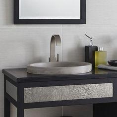 Native Trails Tolosa Bathroom Sink Sink Finish: Ash