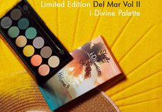 Win a Limited Edition Del Mar II i-Divine Palette by entering the competition on Sleek MakeUP Facebook Page.