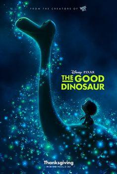 Spoiler-free Review of Disney-Pixar's The Good Dinosaur