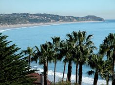 Malibu, California-come here at least once a week to swim or just stroll