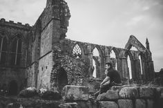 Kate and Chris Pre-Wedding Shoot at Bolton Abbey 020