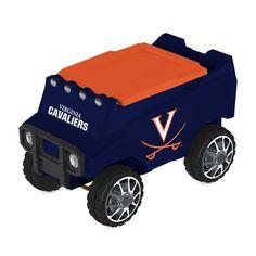 Virginia Cavaliers Remote Control Cooler w/ Bluetooth MP3 Speakers