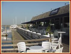 B. Smith's Sag Harbor - my favorite way to kick-off the summer....and any weekend I can get there.