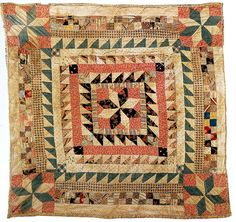 19th-century-doll-quilt.....~<3~