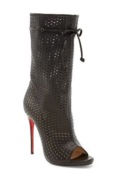 Christian Louboutin 'Jennifer' Bootie available at #Nordstrom