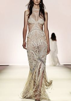 Fuck Yeah Fashion Couture | Jonathan Simkhai Spring-Summer 2017 New York...