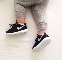 baby Nikes, so cute!