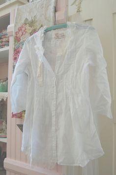 Cotton Batiste Top