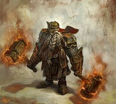 fantasy art, townsfolk - Google Search