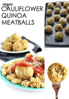 Only 7 ingredients and an awesome alternative to classic meatballs! #vegan