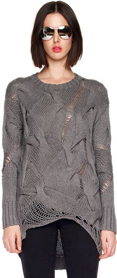 MK Cabletwist Sweater ♥✤   Keep the Glamour   BeStayBeautiful