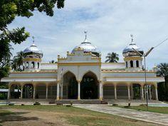 Mesjid Baitun Nur in Peudada, Aceh