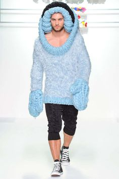 Sibling Fall/Winter 2013 - The Sibling Fall/Winter 2013 collection redefines the meaning of bundled up. The label's designer trio Sid Bryan, Joe Bates and Cozette McCre...