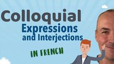 Colloquial expressions in French with audio, interjections aïe, ouïlle, miam Learn French Free, Free In French, Ways Of Learning, French Words, French Lessons, French Language, Homeschool, Audio, Let It Be