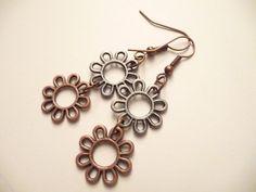 The Milena earrings by Eleganceforyou on Etsy, $10.00