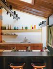 shelf, workbench, cupboard combo