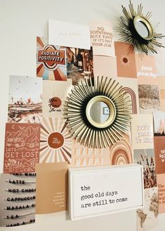 Boho dreams    wall collage kit aesthetic  picture collage neutral