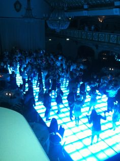 formal dance floor -- such an amazing picture!