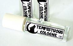 DIY Cologne for Men - Tempestuous Cologne Recipe - Easy Homemade Gift Idea for Men - Also Make Great DIY Wedding Favors for the Guys