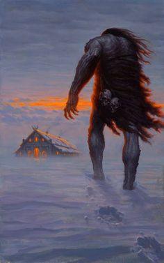Along came Grendel...