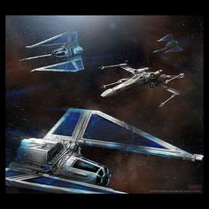 Mark Molnar - Sketchblog of Concept Art and Illustration Works: Star Wars - Sigma Squadron Pilot