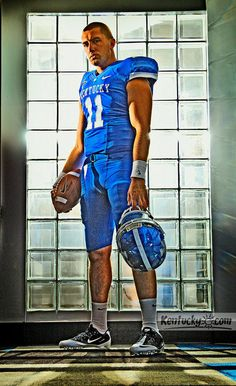 Photo Gallery: Portraits of University of Kentucky quarterback Max Smith and other key players
