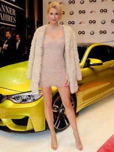 """Sie ist die erste """"GNTM""""-Gewinnerin, Jury-Mitglied bei """"Das Supertalent"""",  Moderatorin  (""""red!"""") und gut gebuchtes Model - Lena Gercke"""