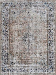 Gebleekt+hip+vintage+tapijt.+Originele+oude+tapijten+in+een+nieuwe+tint.+Check+de+collectie+voor+alle+overdyed+tapijten+op+voorraad.+Geverfde+kleden+in+alle+kleuren!+-+