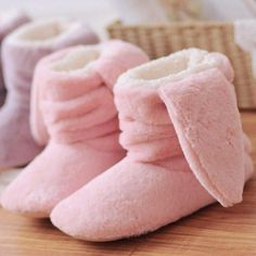 Cute Rabbit Ear Slip On Flat Ankle Indoor Bunny Slippers Home Shoes