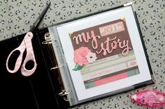 Scrapbook Obsession Weekly Roundup 01-25-15 | My favorite scrapbook finds from around the internet (and TV!) this week. ScrapbookObsessionBlog.com
