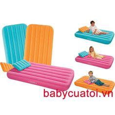 Giường đệm hơi trẻ em INTEX 88cm 66801