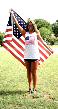 USA! USA! USA!