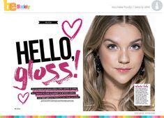 """Editorial """"Hello, gloss!"""" assinado por Mychelle Pavão"""