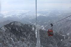 Mt.Gozaisyodake ropeway Mie, Japan. Long:2161m, Size:780m,Time12minute